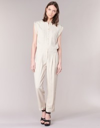 Clothing Women Jumpsuits / Dungarees Armani jeans FOFFIA Beige
