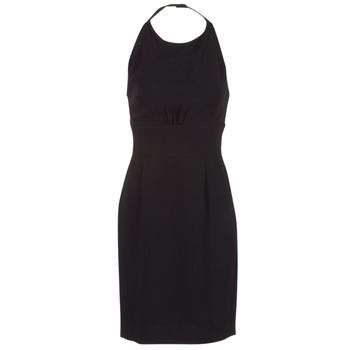 Clothing Women Short Dresses Armani jeans ODIALINA Black