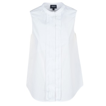Clothing Women Shirts Armani jeans GIKALO White