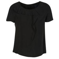 Clothing Women Tops / Blouses Armani jeans GITAMIO Black