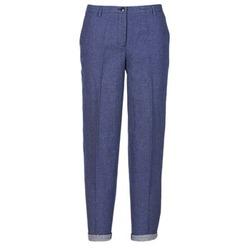 Clothing Women 5-pocket trousers Armani jeans JAFLORE Blue