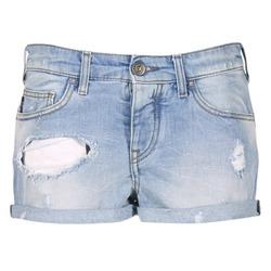 Clothing Women Shorts / Bermudas Armani jeans JUTELAPO Blue