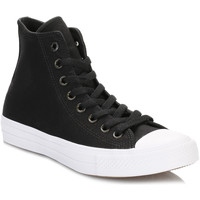Shoes Hi top trainers Converse All Star Chuck Taylor II Black Hi Top Trainers Black