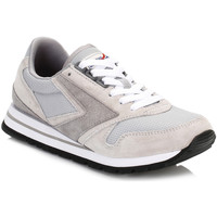 Shoes Women Low top trainers Brooks Brothers Womens Athletic Grey/White Chariot Trainers Grey