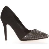 Shoes Women Heels Cassis Côte d'Azur Escarpins Neptune Noir Black