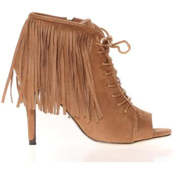 Shoes Women Sandals Cassis Côte d'Azur Cassis Côte d' azur Bottine Majorelle Camel Brown