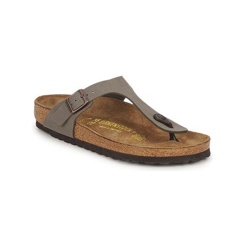 Shoes Flip flops Birkenstock GIZEH Stone