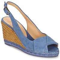 Shoes Women Sandals Castaner BRIANDA Blue