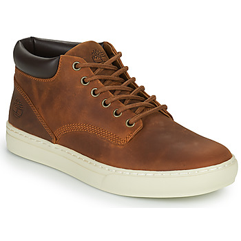 Shoes Men Hi top trainers Timberland ADVENTURE 2.0 CUPSOLE CHK Brown
