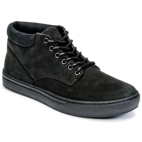 Shoes Men Hi top trainers Timberland ADVENTURE 2.0 CUPSOLE CHK Black