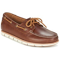 Shoes Men Boat shoes Timberland TIDELANDS 2 EYE Brown