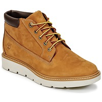 Shoes Women Mid boots Timberland KENNISTON NELLIE Beige / Brown