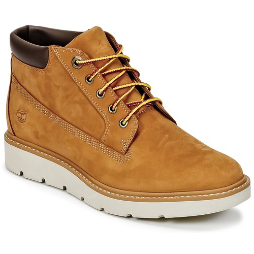 Shoes Women Mid boots Timberland KENNISTON NELLIE Beige