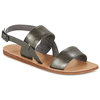 Shoes Women Sandals Timberland CAROLISTA SLINGBACK Grey