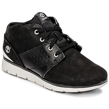 Shoes Boy Hi top trainers Timberland KILLINGTON CHUKKA Black