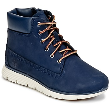 Shoes Children Hi top trainers Timberland KILLINGTON 6 IN Blue