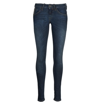 Clothing Women slim jeans Fornarina EVA 78 Blue / Raw