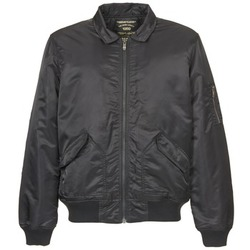 Clothing Men Jackets Teddy Smith BATY Black