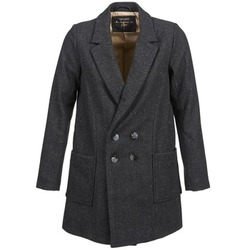 Clothing Women coats Teddy Smith MELINA Grey