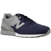 Shoes Men Low top trainers New Balance D 12 Grey-Navy blue