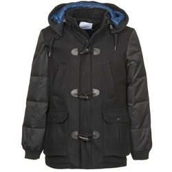 Clothing Men coats Eleven Paris KINCI Black