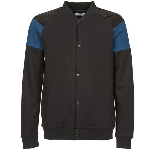 Clothing Men Jackets Eleven Paris KROG Black