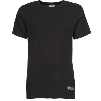 Clothing Men short-sleeved t-shirts Eleven Paris HALIF Black