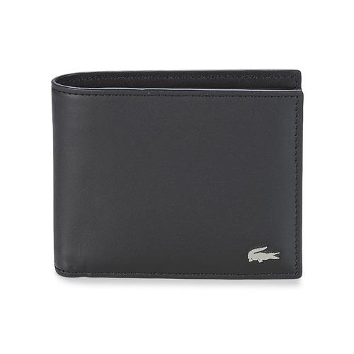 Bags Men Wallets Lacoste FG Black