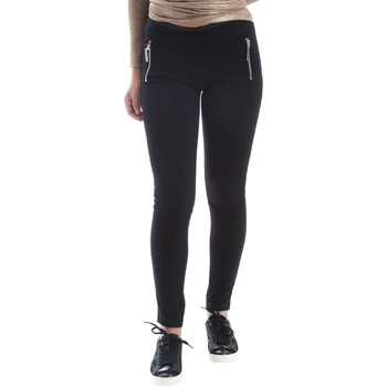 Clothing Women leggings Animagemella 17AI094 Leggins Women Black Black