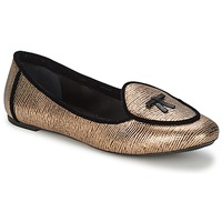 Shoes Women Flat shoes Etro 3078 Gold