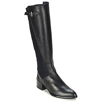 Shoes Women High boots Stephane Gontard GIOVANI Black