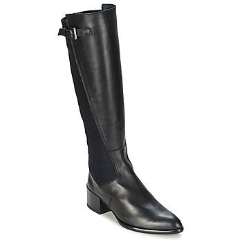 Shoes Women High boots Stephane Gontard GIOVANI Black