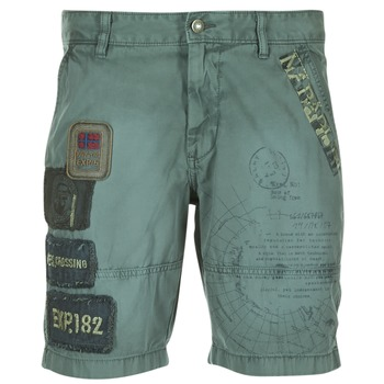 Clothing Men Shorts / Bermudas Napapijri NARWEE KAKI