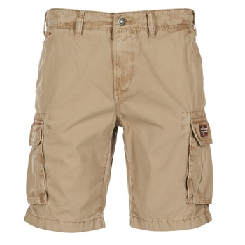 Clothing Men Shorts / Bermudas Napapijri NON BEIGE
