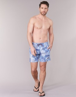 Clothing Men Trunks / Swim shorts Napapijri VAIL Blue