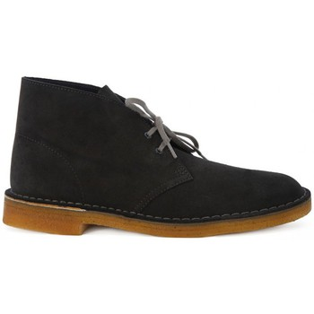 Shoes Ankle boots Clarks DESERT BOOT GREY    157,5