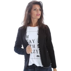 Clothing Women Jackets / Blazers Animagemella 17AI115 Blazer Women Black Black