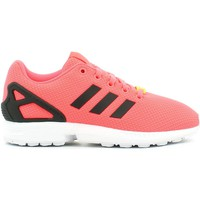 Shoes Boy Low top trainers adidas Originals AF6262 Sport shoes Kid Pink Pink