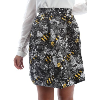 Clothing Women Skirts Animagemella 17AI072 Skirt Women Black Black
