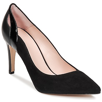 Shoes Women Heels Ikks ESIFOUNE Black
