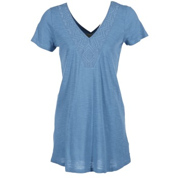 Clothing Women Short Dresses Roxy DUSTIN Blue
