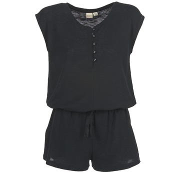 Clothing Women Jumpsuits / Dungarees Roxy ALWAYS ON MY MIND Black