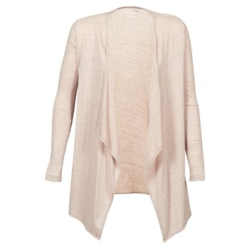 Clothing Women Jackets / Cardigans Majestic 518 Beige