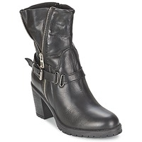 Shoes Women Ankle boots Casual Attitude FANYE Black