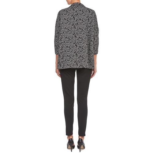 2020 Newest Sisley FRANDA Black / Grey 452091 Women's Clothing
