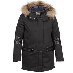 Clothing Women Parkas LTB FERTOR Black