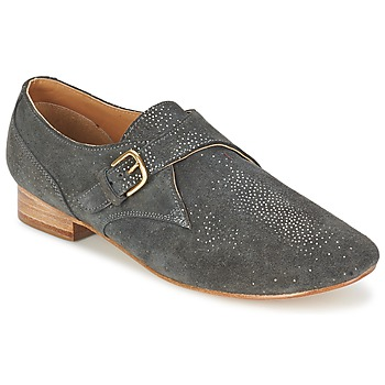 Shoes Women Derby Shoes Petite Mendigote PRAGUE Grey