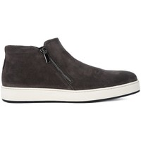 Shoes Men Shoes Frau SUEDE LAVAGNA Nero