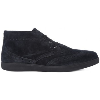 Shoes Men Shoes Frau SUEDE BLU Blu