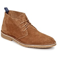 Shoes Men Mid boots Selected ROYCE NEW CAMEL